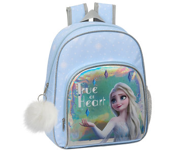 Disney Frozen Sac à dos True at Heart - 34 cm