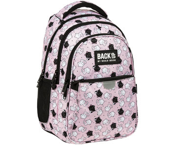 BackUP Backpack Sweet Kittens - 39 cm