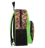 Game Backpack - 29 x 24 x 14 cm - Green