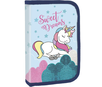 Unicorn Filled pencil case Dreams - 22 pcs.