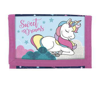 Unicorn Portefeuille Dreams - 12 cm