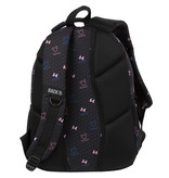 BackUP Minnie Mouse backpack - 42 x 30 x 20 cm - Black