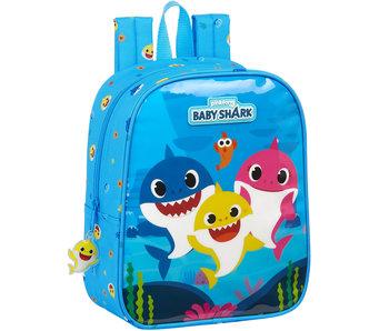 Baby Shark Sac à dos enfant Baby Shark - 27 cm
