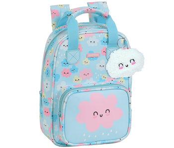 Safta Toddler backpack Clouds - 28 cm