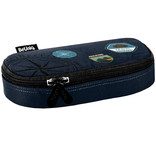 BeUniq Travel pouch - 23 x 10 x 5 cm - Blue