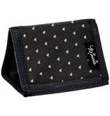 BeUniq Minnie Mouse wallet - 12 x 8 cm - Black