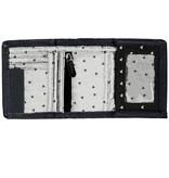 BeUniq Minnie Mouse Brieftasche - 12 x 8 cm - Schwarz