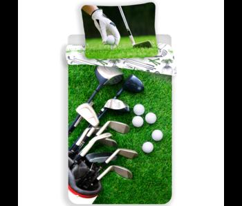 Sport Dekbedovertrek Golf 140 x 200