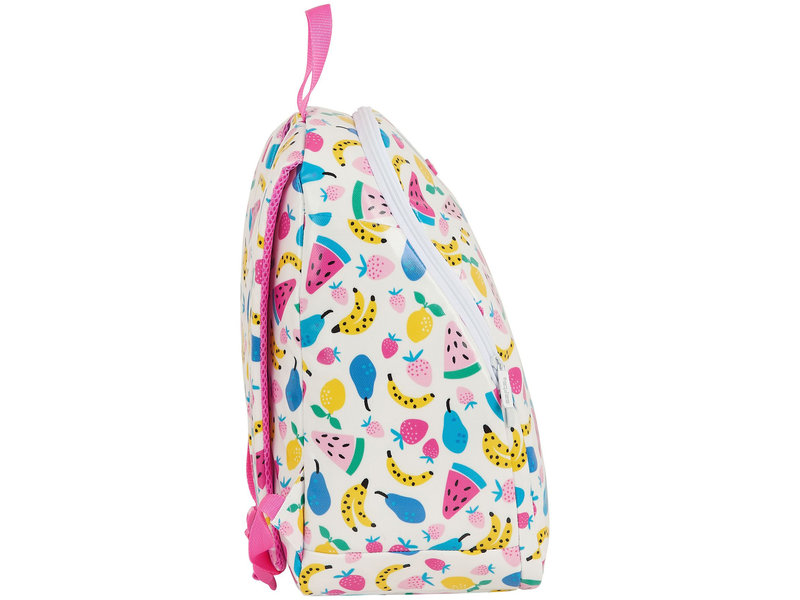 Safta Cool Backpack Fruit - 36 x 23 x 18 cm - Multi