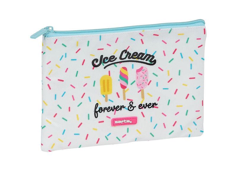 Safta Toilettas Set 2 St. Ice Cream - 30 x 23 cm - Multi