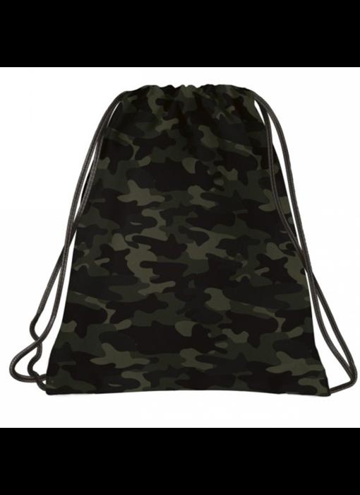 BackUP Gymbag Camo - 41 cm