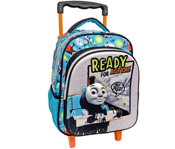 Thomas de Trein Ready for Action backpack trolley 3D 31 x 27 x 10 cm