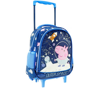 Peppa Pig George backpack trolley 31 x 27 x 10 cm