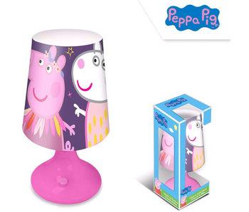Peppa Pig tafellampje 18 cm