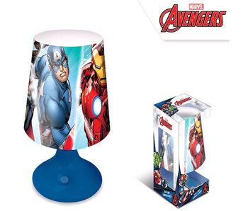 Marvel Avengers lampe de table 18 cm