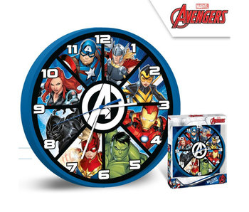 Marvel Avengers Wanduhr