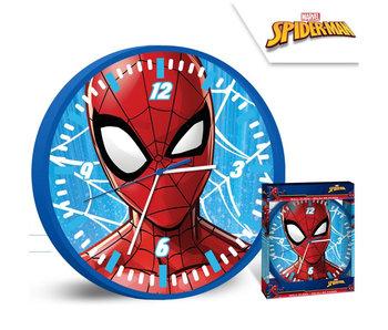 SpiderMan wall clock 25 cm