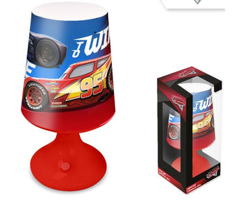 Disney Cars Tafellamp Lightning McQueen 18 cm