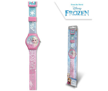 Disney Frozen Analoge Uhr
