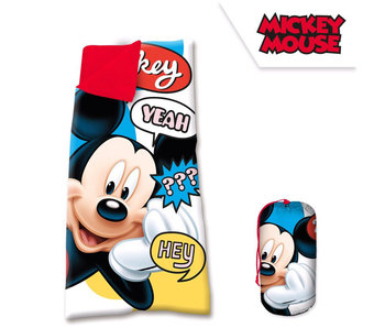 Disney Mickey Mouse sleeping bag 68 X 138 CM