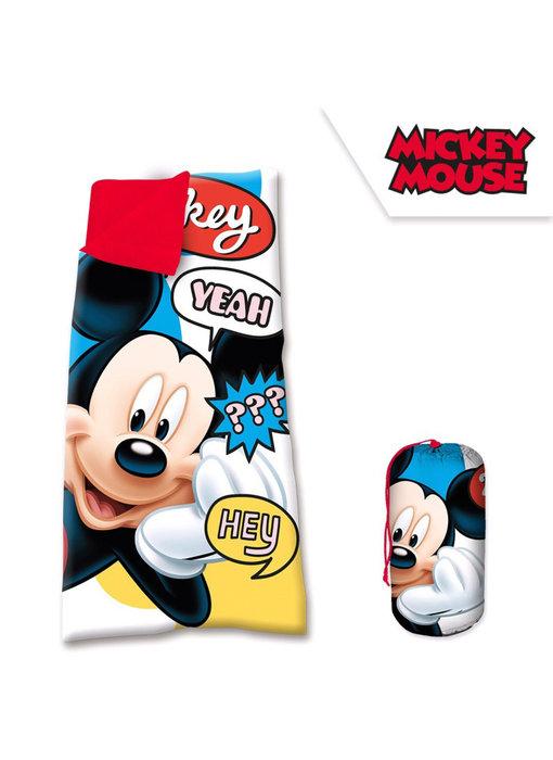 Disney Mickey Mouse sleeping bag 68 X 138 CM