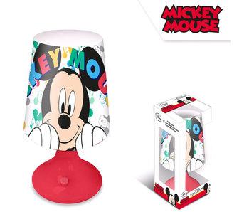 Disney Mickey Mouse lampe de table 18 cm