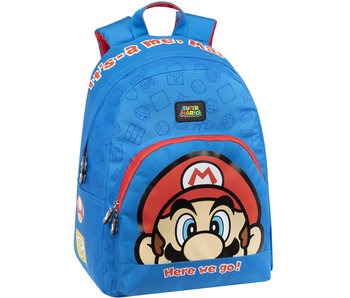 Super Mario Backpack Power-Up - 41 cm