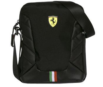 Ferrari Umhängetasche Nero - 21 cm
