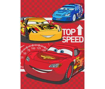 Disney Cars Fleeceplaid Top Speed 100 x 140 cm