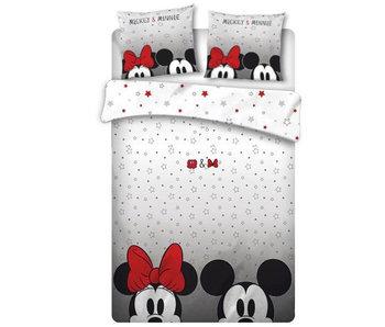 Disney Minnie Mouse Dekbedovertrek Eyes 240 x 220 cm