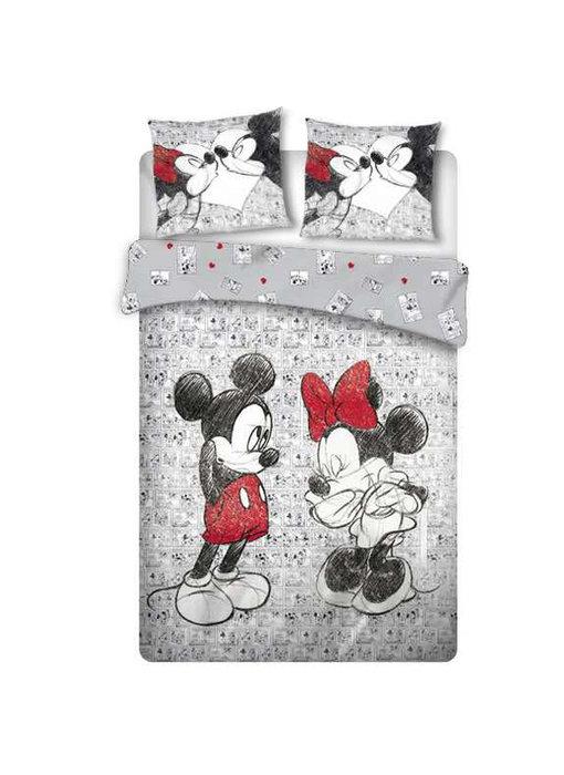 Disney Minnie Mouse Dekbedovertrek Cartoon 240 x 220 cm