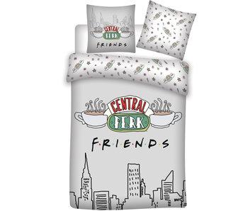Friends Housse de couette Central Perk 140 x 200