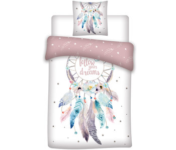Dreamcatcher Dekbedovertrek Stars 140 x 200