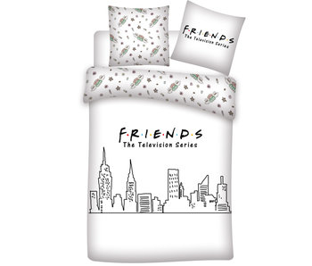 Friends Duvet cover Skyline 240 x 220 cm