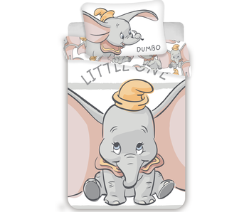 Disney Dumbo BABY Bettbezug Little One 100 x 135 cm