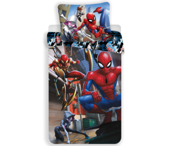 SpiderMan Duvet cover Action 140 x 200