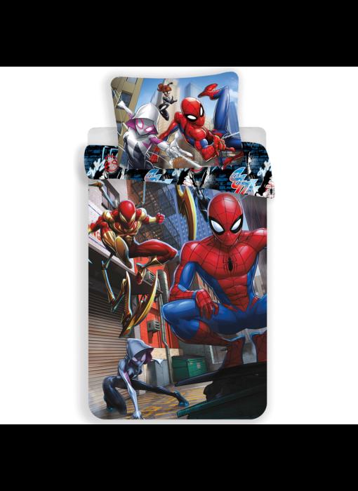 SpiderMan Duvet cover Action 140 x 200