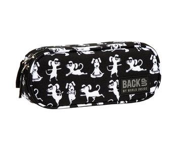 BackUP Pochette de yoga pour chiens 20x13x5cm