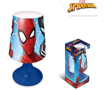 SpiderMan Tafellamp 18 cm