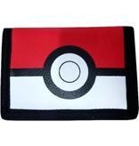 Pokémon Pokéball portemonnee - 11 x 7 cm - Multi