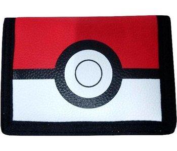 Pokémon Pokéball portemonnee 11 x 7 cm