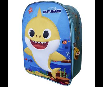 Baby Shark Kleinkinderrucksack Gelb - 29 cm