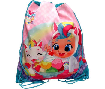 Cry Babies Glace Gymbag - 34,5 cm