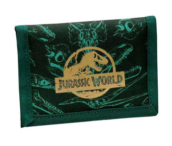 Jurassic World Logo Wallet 11 x 7 cm