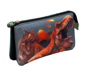 Jurassic World Pencil case Volcano - 22 cm