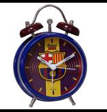 FC Barcelona Wekker - 12 x 9 cm - Blauw