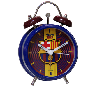FC Barcelona Wekker 12 cm