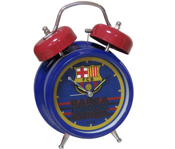 FC Barcelona Wecker 18 cm