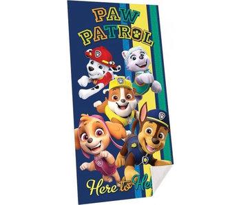 PAW Patrol Strandtuch Hier helfen 70 x 140 cm