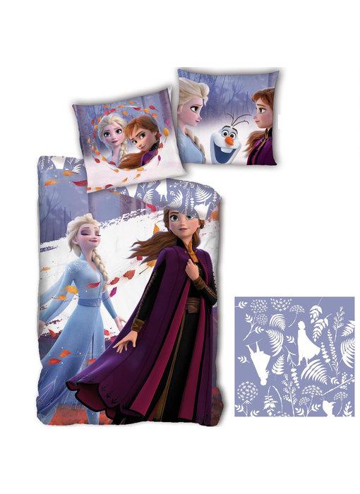Disney Frozen Duvet cover Nature 140 x 200